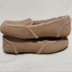 UGG Hailey Loafers - Arroyo Suede - Women's Sz 6.5